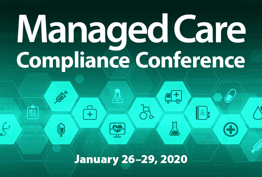 2020 Managed Care Compliance Conference