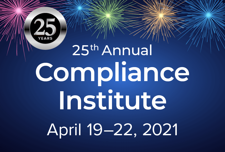 2021 Compliance Institute (CI)